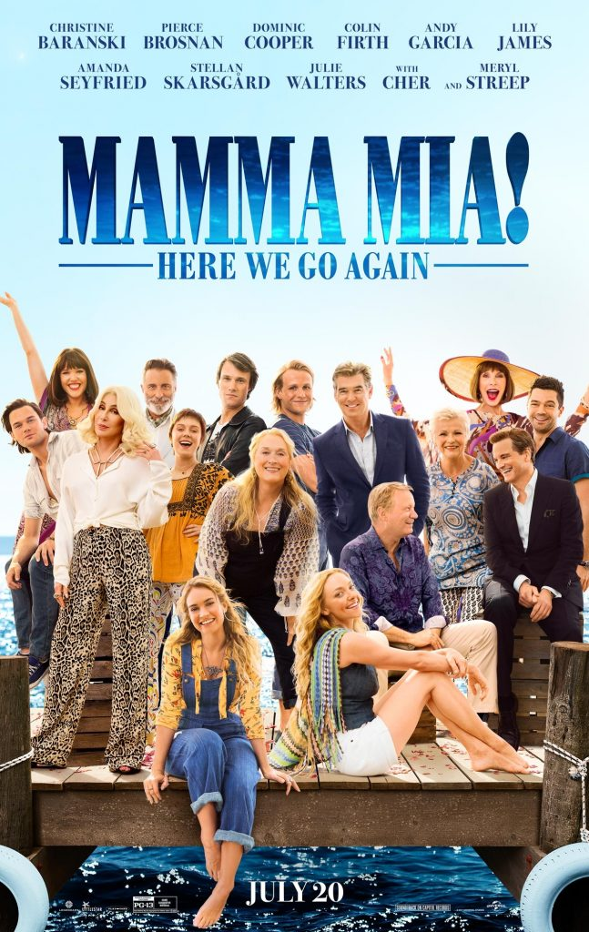 Mamma Mia! Here We Go Again (Review)